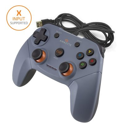 Amkette Evo Elite Wired PC Gamepad