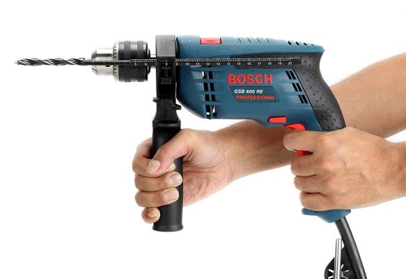 Bosch GSB 600 RE Smart Drill Kit