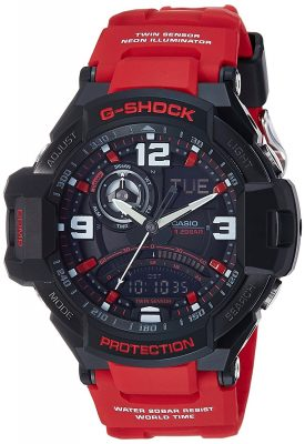 Casio G-Shock Analog-Digital Multi-Color