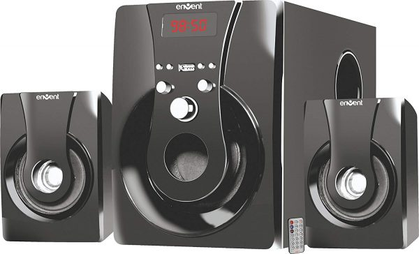 Envent Deejay Synergy ET-SP21329 2.1 Multimedia Speaker