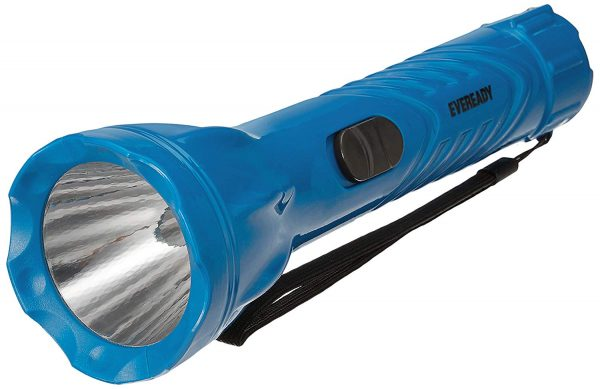 Eveready DL95 LED Rechargeable Torch (Multi Color)