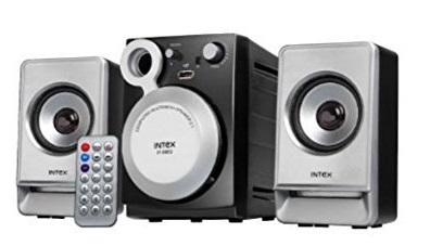 Intex IT 890U 2.1 Channel Multimedia Speakers