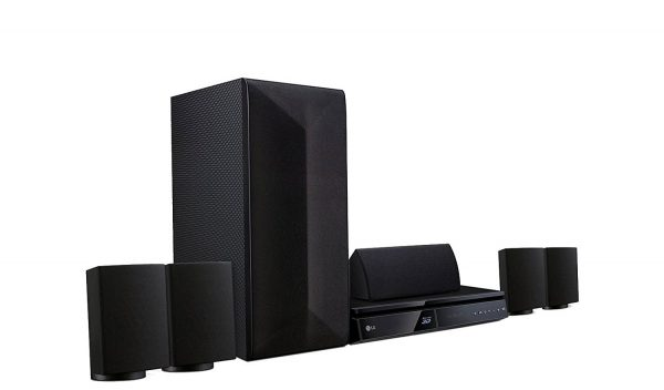 LG HTS LHB625 Home Theater System