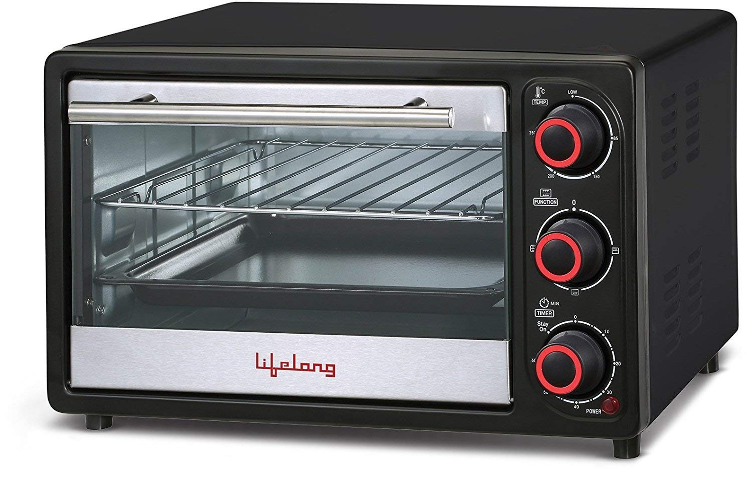 Lifelong 16L 1200-Watt Oven