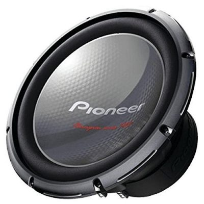 Pioneer TS-W3003D4 12″ inch Subwoofer