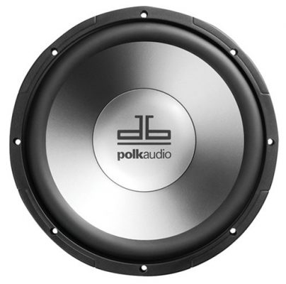 Polk Audio db1040 10-Inch Single Voice Coil Subwoofer