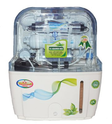 R.k. Aqua Fresh India ZX-777 White Ultra Advanced Ro Water Purifier