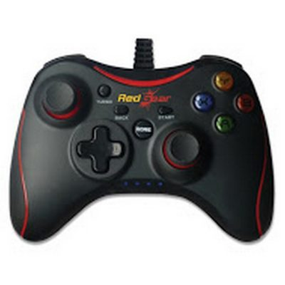 Redgear Pro Series Wired Gamepad