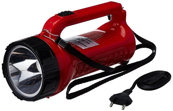 Rock Light RL-6650WT 7-Watt Rechargeable LED Torch