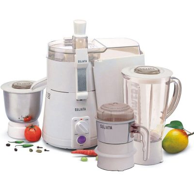 SUJATA POWERMATIC JUICER MIXER GRINDER