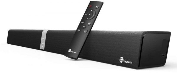 TaoTronics Sound Bar TT-SK15 Wired and Wireless Bluetooth Audio Speaker