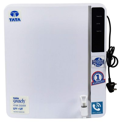 Tata Swach Viva Silver UV+UF Wall Mounted 6 Litres Water Purifier
