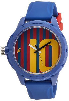 Tees Analog Multi-Colour Dial Watch -38019PP02C