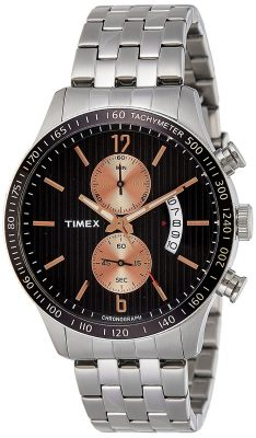 Timex Analog Black Dial Men's Watch-TWEG14902