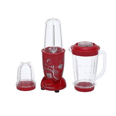 Wonderchef Nutri blend 400-Watt Juicer Mixer Grinder