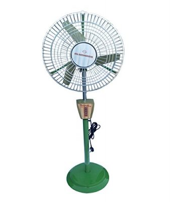 Almonard Pedestal Fan, 18-inch