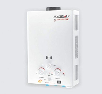 BENCHMARK 6 LITRE SUPREME GAS WATER HEATER
