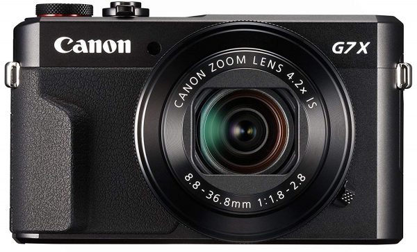 CANON Power Shot G7X Mark II DigitalCamera
