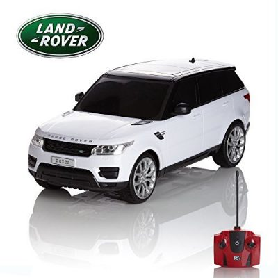 CMJ RC Cars Range Rover Sport Official