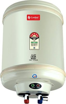 Candes 6 L Stainless Steel Electric Water Heater