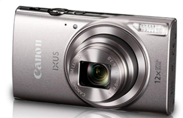 Canon IXUS-285 HS 20.2MP Point and Shoot Camera