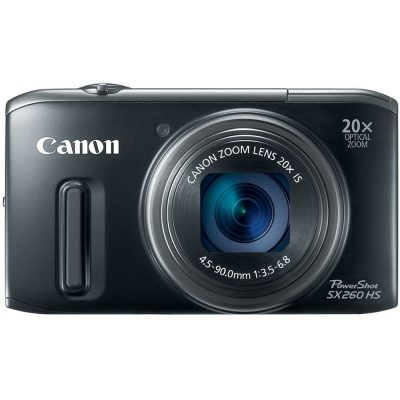 Canon PowerShot SX260 HS 12.1MP Point
