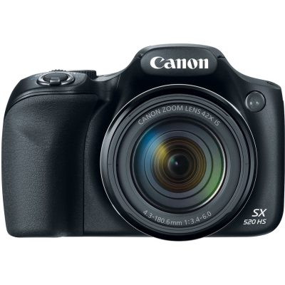 Canon Powershot SX520 HS 16MP Point and Shoot Camera