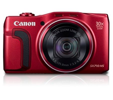 Canon SX710 HS 20.3MP Point and Shoot Digital Camera