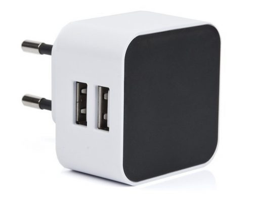 Capdase AD00-CK02-EU Dual USB Power Adapter