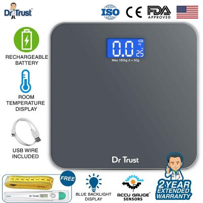 Dr Trust (USA) Electronic Platinum Rechargeable