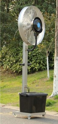Eurokraft 1440 RPM 26-inch Pedestal Fan