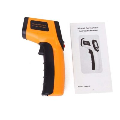 Generic Contact Infrared Digital Thermometer