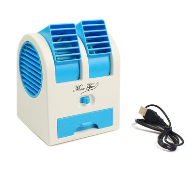 Generic Mini Dual Bladeless Fragrance Fan