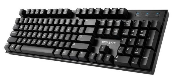 Gigabyte FORCE K83 Mechanical Gaming Keyboard