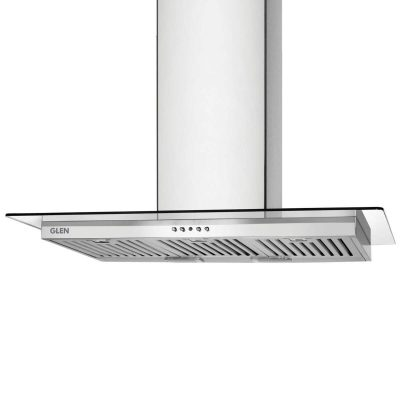 Glen Stainless Steel Designer Hood 6062 Chimney