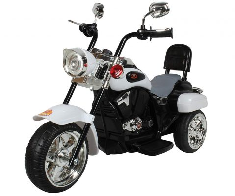 Kidbee Avenger Shaped Electric Ride On Bike for Kids