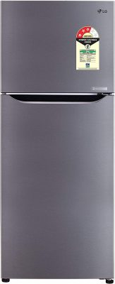 LG 260L 3 Star Frost Free Double Door Refrigerator