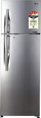 LG 335L 4 Star Frost Free Double Door Refrigerator
