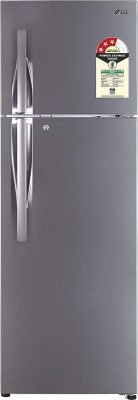 LG 360L 3 Star Frost Free Double Door Refrigerator