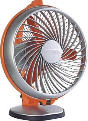 Luminous Buddy High Speed Personal Fan (Royal Orange)
