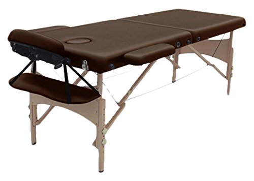 Modernhome Serenity Deluxe Portable Folding Massage Table