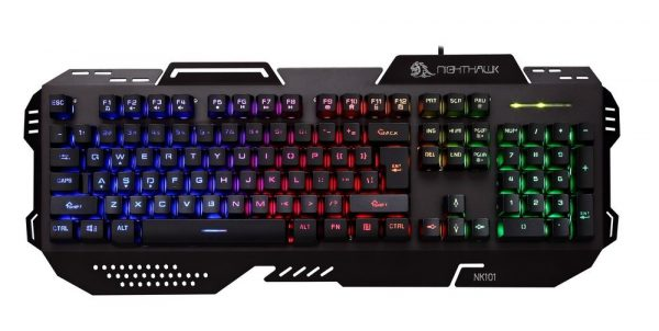 Night Hawk Gaming Keyboard
