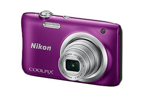 Nikon Coolpix A100 Point and Shoot Digital Camera