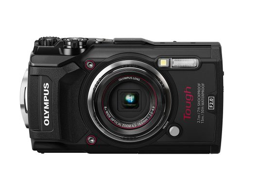 Olympus TG-5 Waterproof Camera with 3-Inch LCD