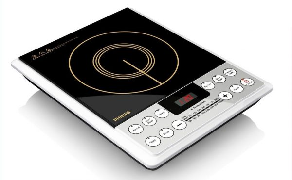 Philips 2100-Watt Induction Cooktop