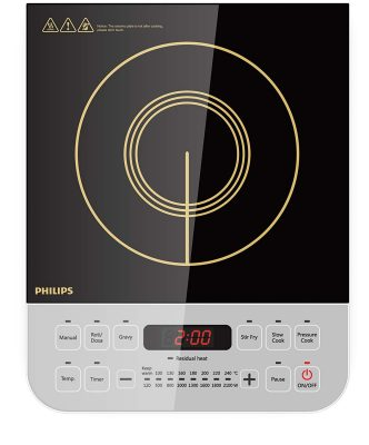Philips Induction Cooktop HD4928