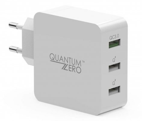 QuantumZERO WalMATE Wall Charger Adapter