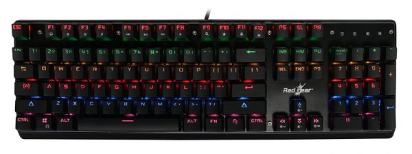 Redgear Invador professional keyboard