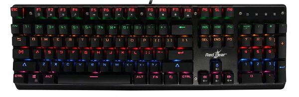 Redgear professional mechanical keyboard