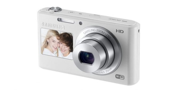 Samsung DV150F 16.2MP Smart WiFi Digital Camera